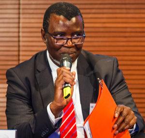 Dr. Abayomi Otubushin of BMW